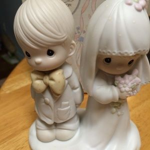 Precious Moments Wedding Figurine